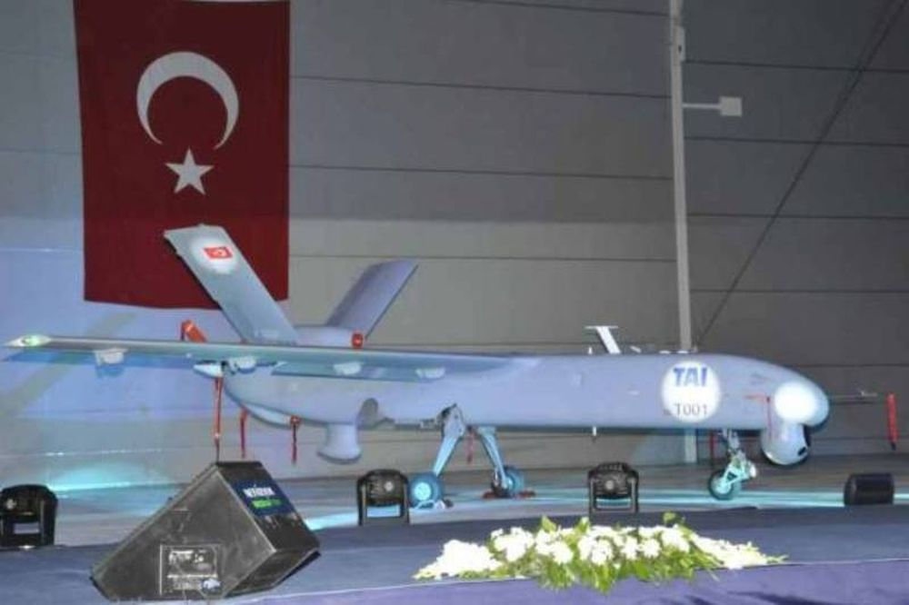 Τούρκος «κατάσκοπος» στον ουρανό του Αιγαίου