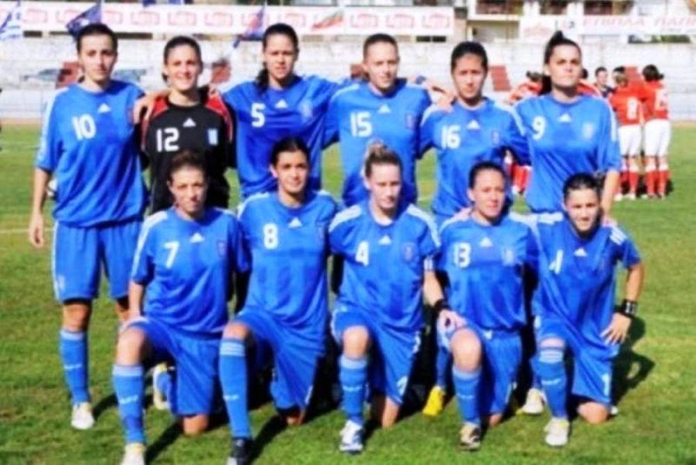Ισοπαλία με ΠΓΔΜ η Εθνική γυναικών