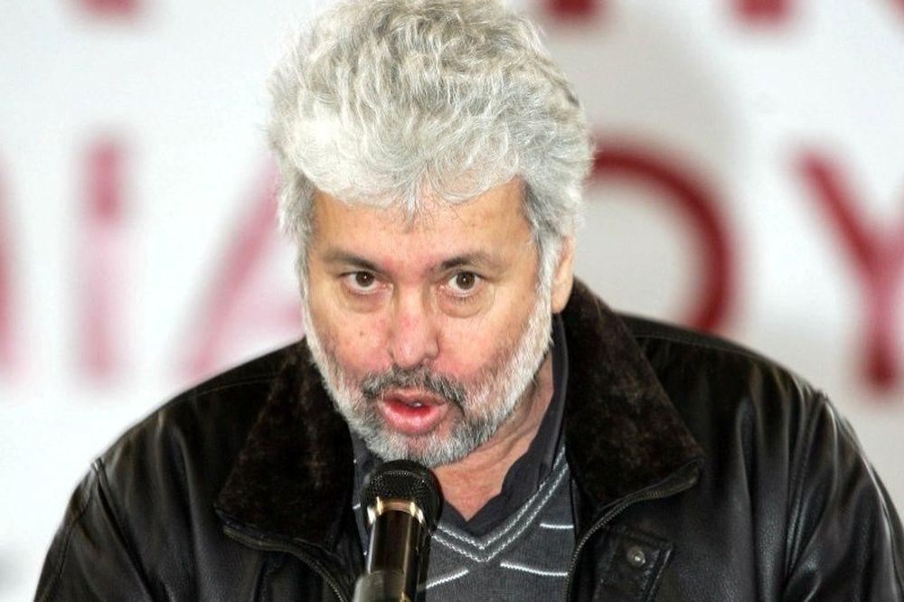 Παραιτήθηκε ο Αγγελόπουλος!