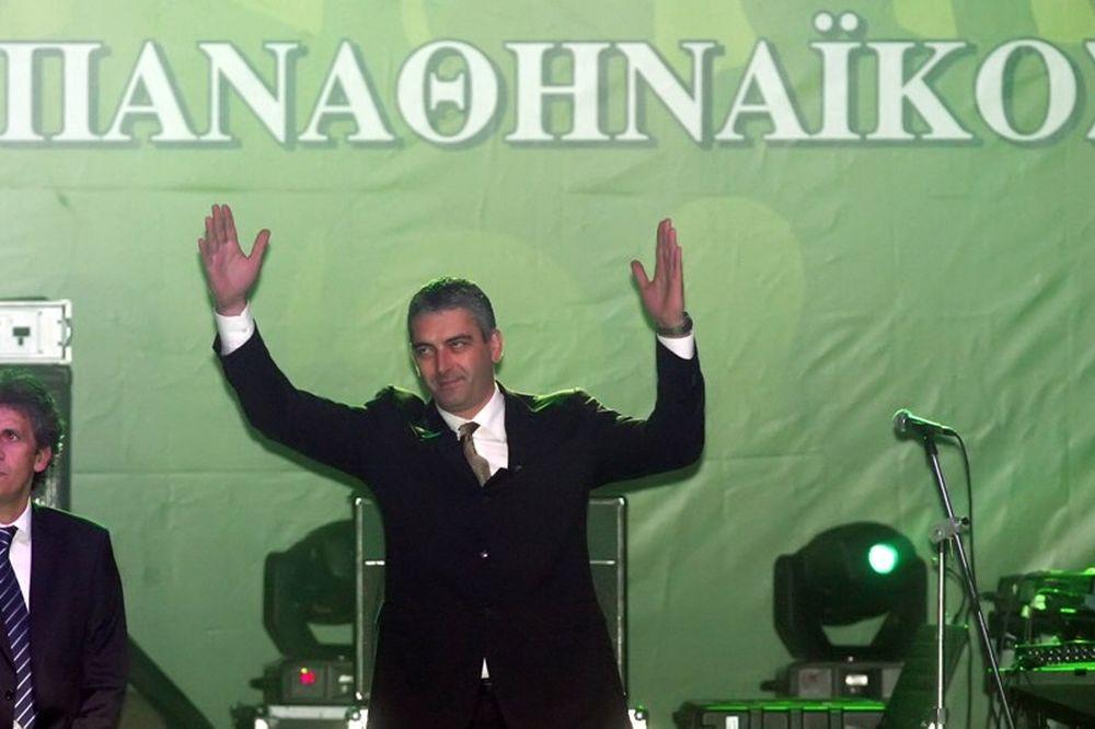 Βράνκοβιτς: «Να δω τον γιο μου στον Παναθηναϊκό»