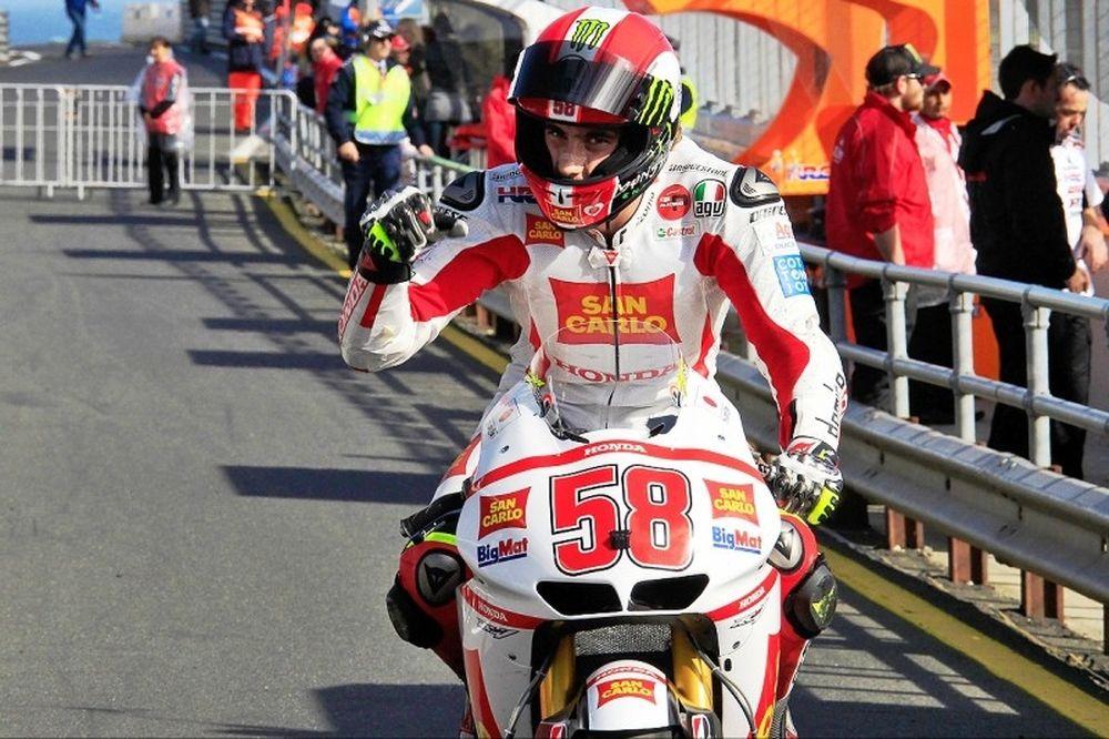 MotoGP: Να αποσυρθεί το «Νο 58»