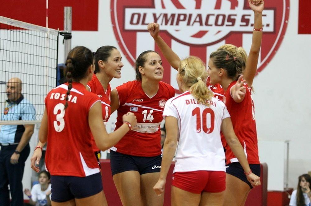 «Στόχος του Ολυμπιακού να πρωταγωνιστεί»