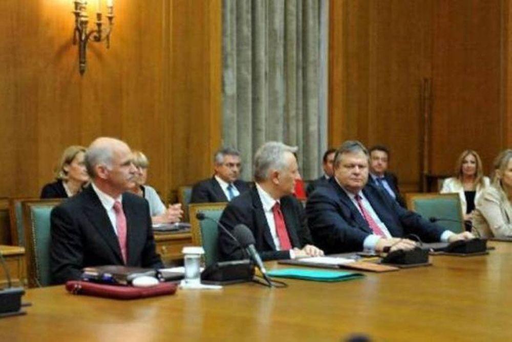 Απέκλεισε πρόωρες εκλογές ο Πρωθυπουργός στο υπουργικό