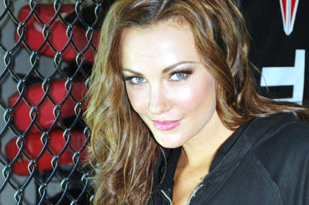 Η πρώην ring girl του UFC