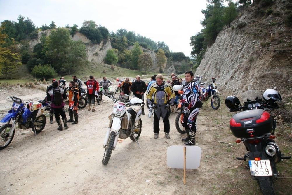Σέρρες Rally Raid 1η ημέρα