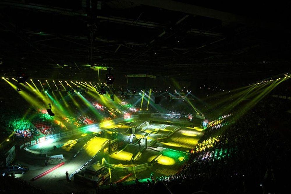 SX de Bercy:  Όλα είναι έτοιμα για τη γιορτή του Supercross