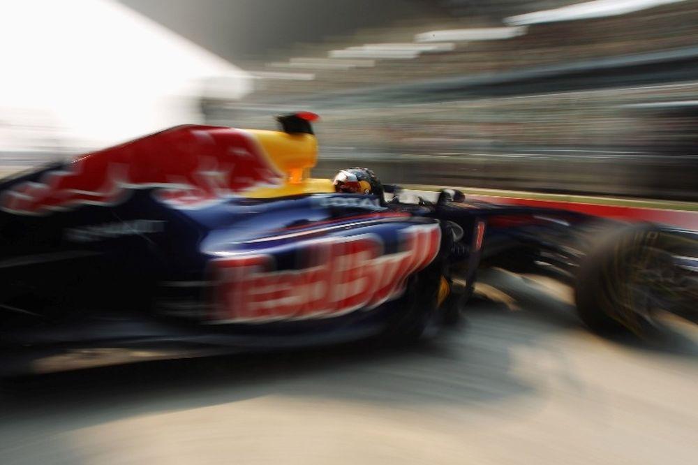 F1 Ινδία: Ελεύθερες Δοκιμές