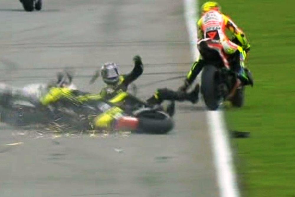 MotoGP: Δεν ταξιδεύει  Βαλένθια ο Έντουαρντς
