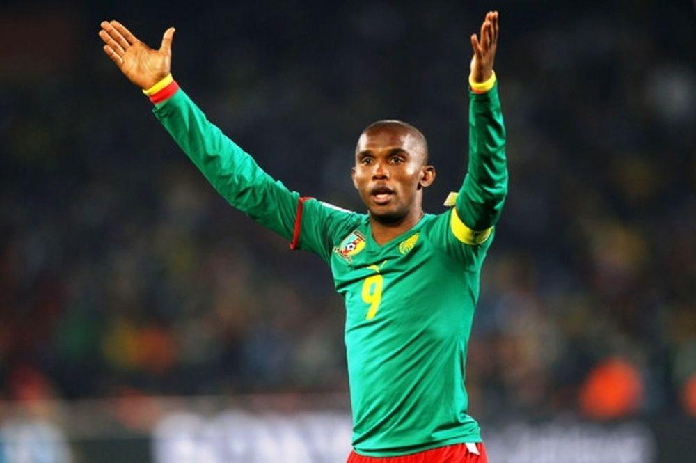 «Αρχηγός του Καμερούν ο Ετό»