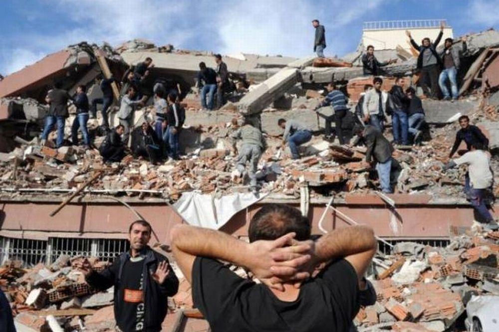 Αμερικανική βοήθεια στην Τουρκία