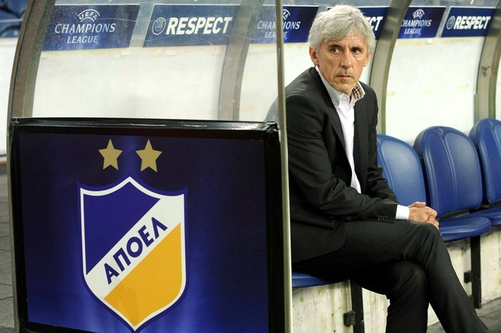Γιοβάνοβιτς: «Δεν θα βάζαμε γκολ ούτε σε άλλα 90 λεπτά»!