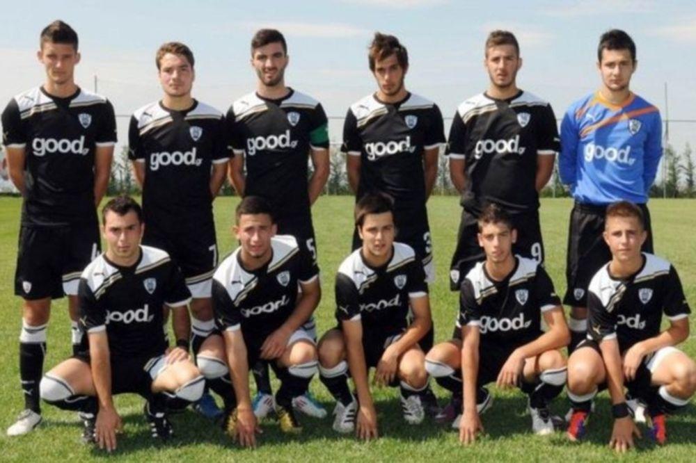 ΠΑΟΚ-Παναθηναϊκός 6-0 (Κ20)