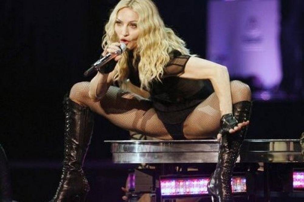 Συναυλία της Μαντόνα στους Ολυμπιακούς