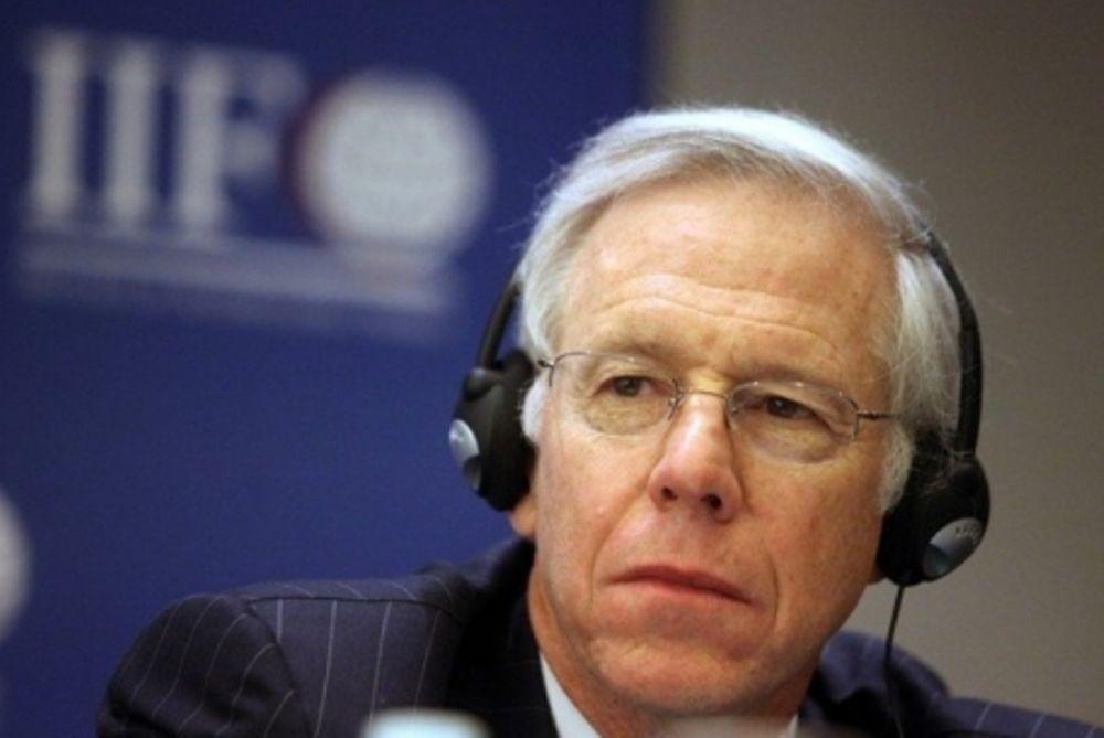 Τσαρλς Νταλάρα: Ειδική η κατάσταση για τις ελληνικές τράπεζες
