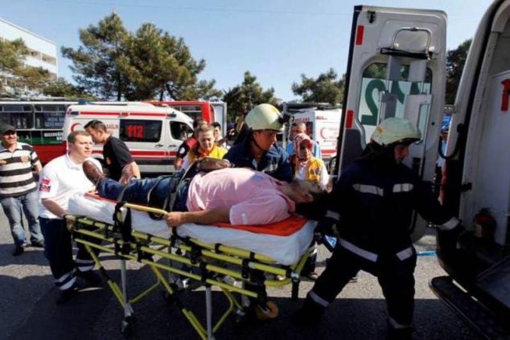 Τουρκία: Ανατινάχτηκε γυναίκα-καμικάζι