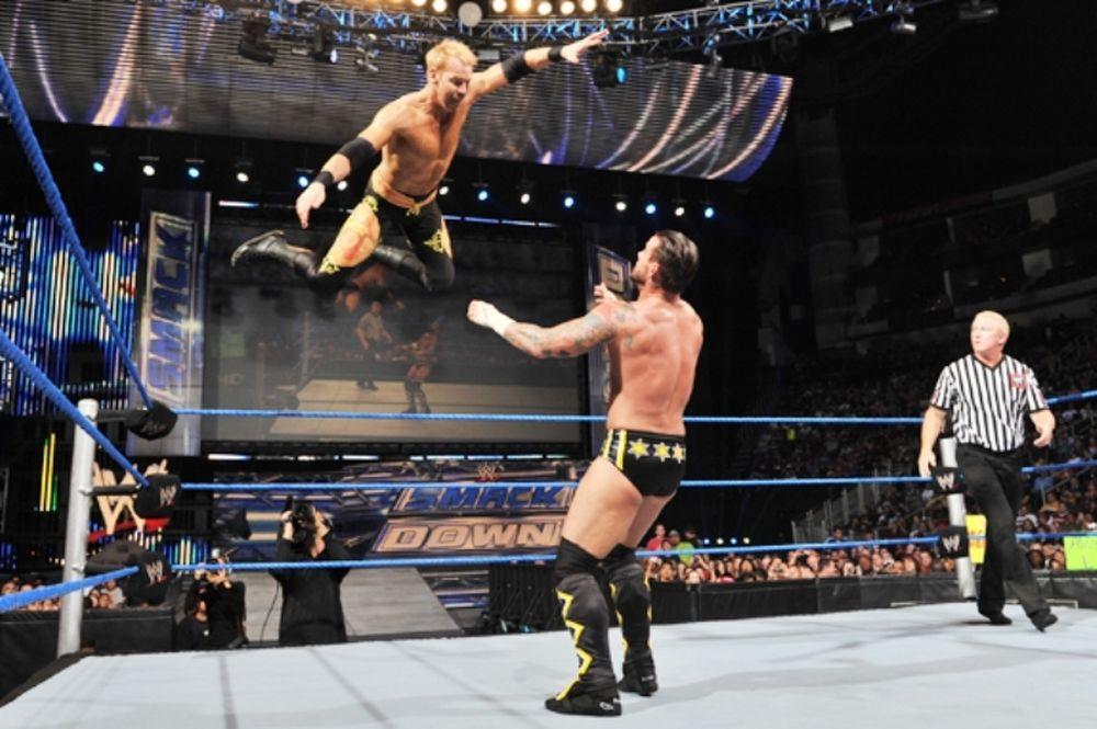 Mε Punk το SmackDown