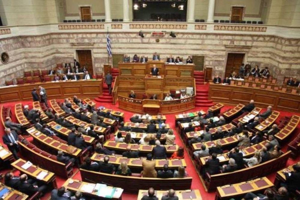 Ενημερώνει τη Βουλή για το «κούρεμα» ο πρωθυπουργός