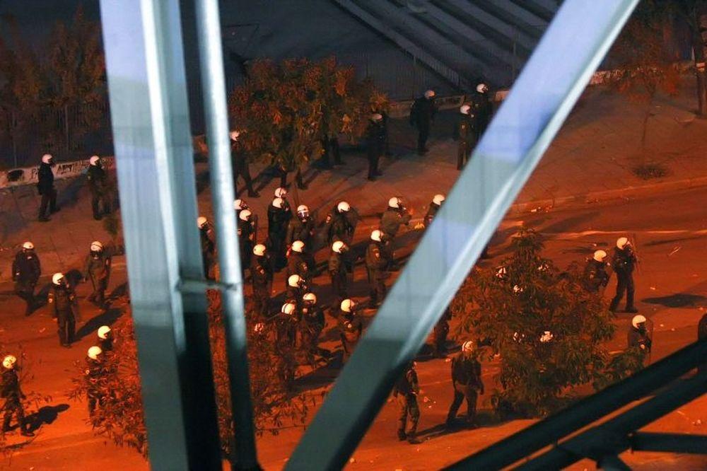 Επίθεση της ΠΑΕ ΠΑΟΚ στην αστυνομία