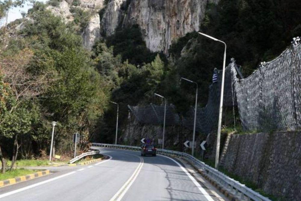 Διακοπή κυκλοφορίας από αύριο στα Τέμπη