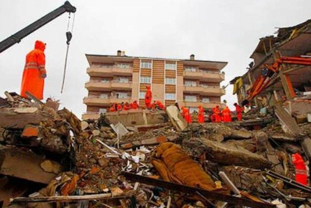 Τέλος στις έρευνες για επιζώντες στην Τουρκία