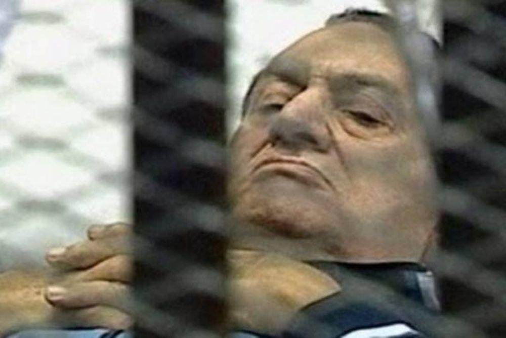 Αναβλήθηκε η δίκη Μουμπάρακ
