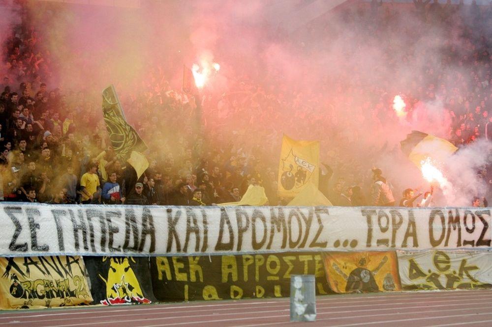 Από Τρίτη τα εισιτήρια για το ΑΕΚ-Λοκομοτίβ