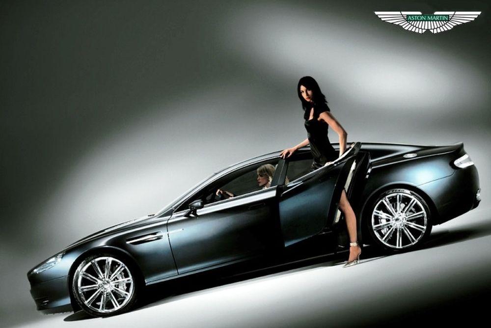 Πώς να καταστρέψεις μία Aston Martin Rapide
