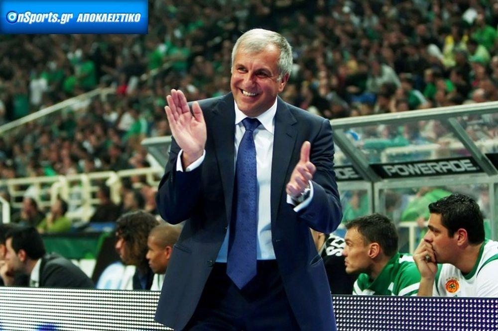 Ομπράντοβιτς στο Onsports: «Κάθε τίτλος ξεχωριστός»