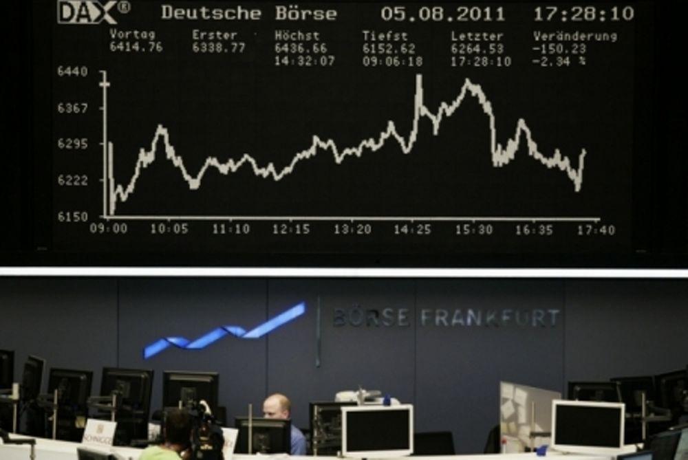 Αρνητικά αντιδρούν στις ανακοινώσεις Παπανδρέου οι αγορές