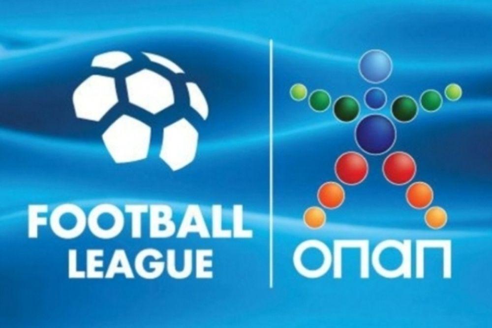 Με έξι ματς η 2η αγωνιστική της Football League