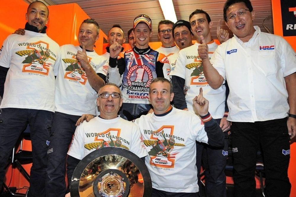 MotoGP Στόνερ: «Θα αγωνιστώ για τον Μάρκο»