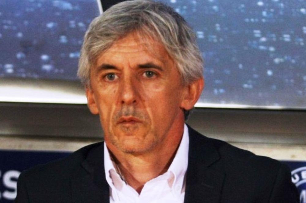Γιοβάνοβιτς: «Δεν φοβηθήκαμε το παιχνίδι»