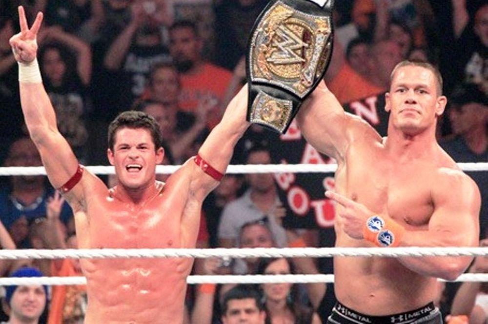 Ποινή σε πρωταθλητή του WWE