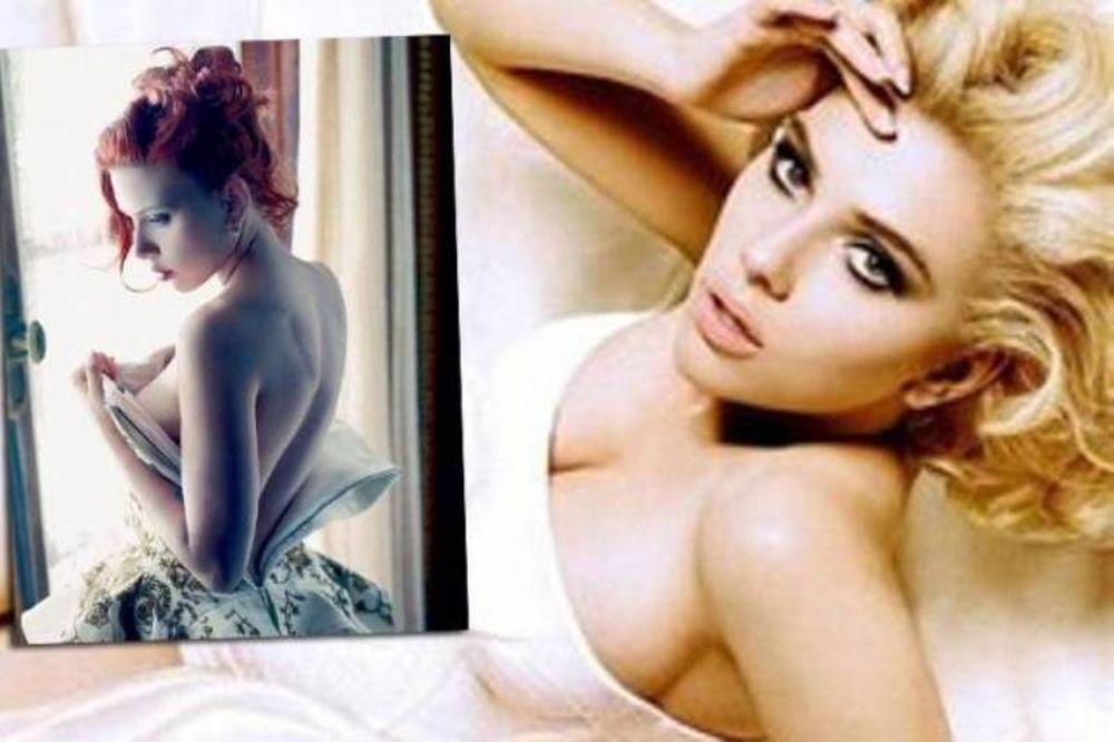 Καυτό θηλυκό ονόματι… Scarlett Johansson