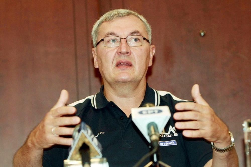 Καζλάουσκας: «Παράπονο μόνο τα ριμπάουντ»