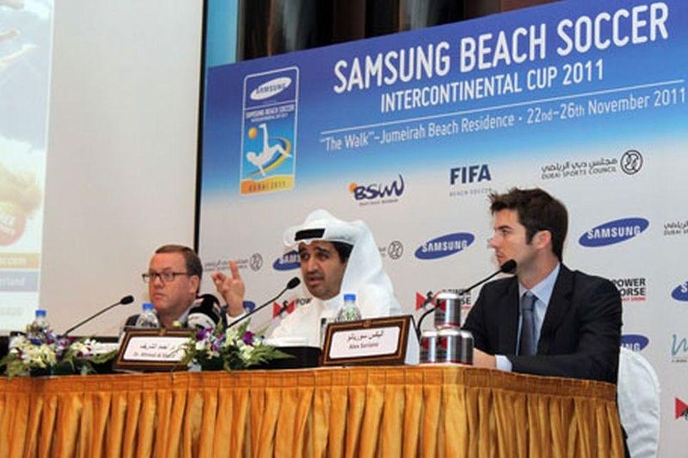 Στο Ντουμπάι το Intercontinental Cup