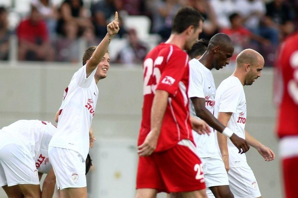 Οριστικά στη Football League Λάρισα-Πανσερραϊκός