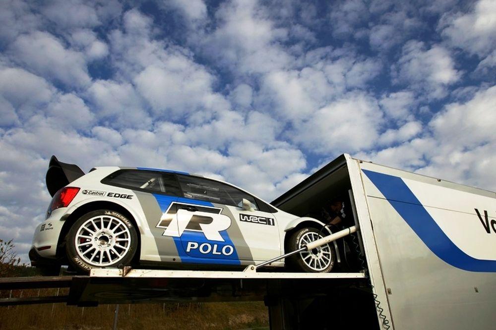 WRC: Οι δοκιμές του VW Polo και η επιστροφή της Toyota