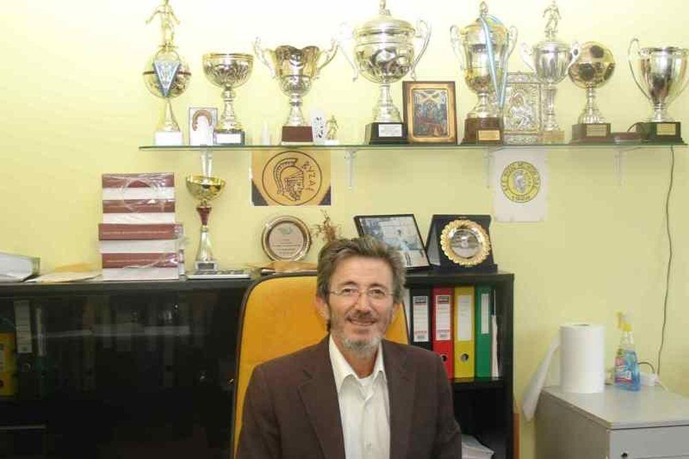 Τραγκουμανίδης: «Ελάτε στο γήπεδο»