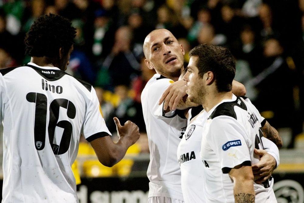 Τσιρίλο: «Κάναμε μεγάλο ματς»
