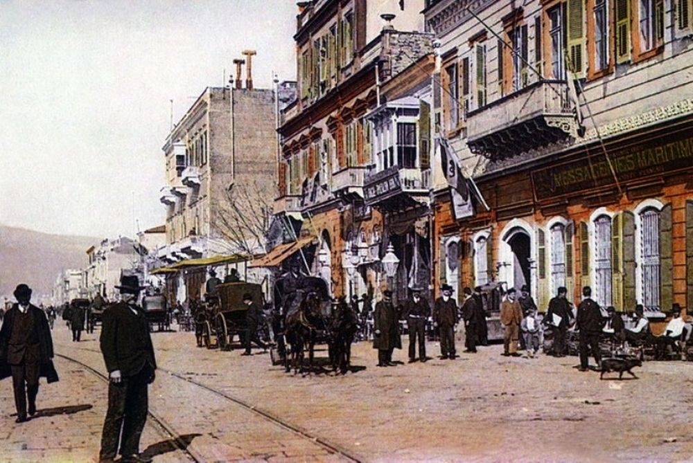 Στην Σμύρνη 120 χρόνια πριν… (photos)