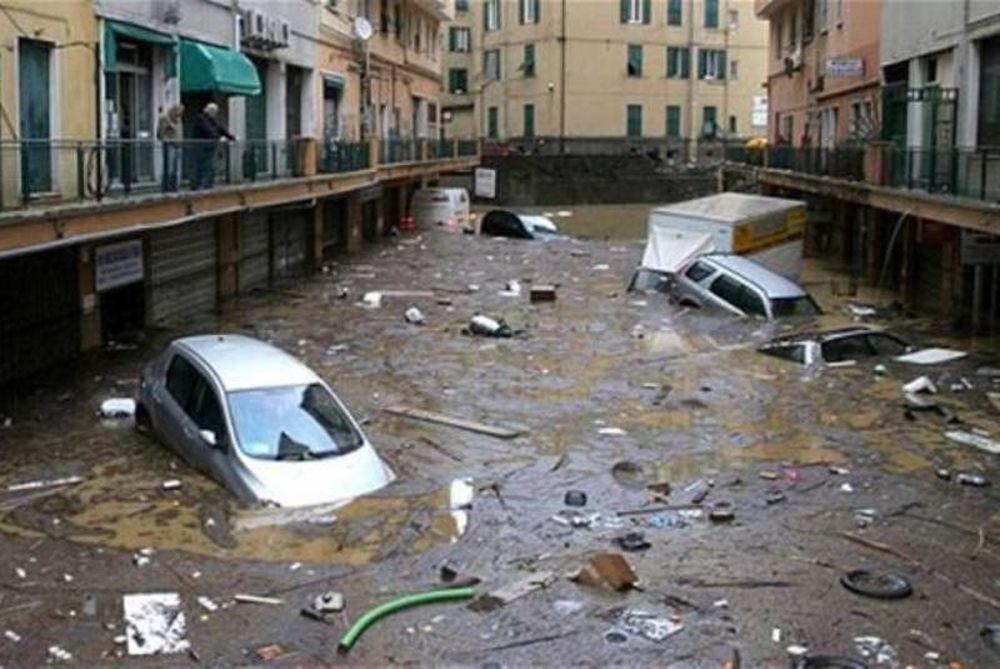 Τραγωδία στην Ιταλία από την κακοκαιρία