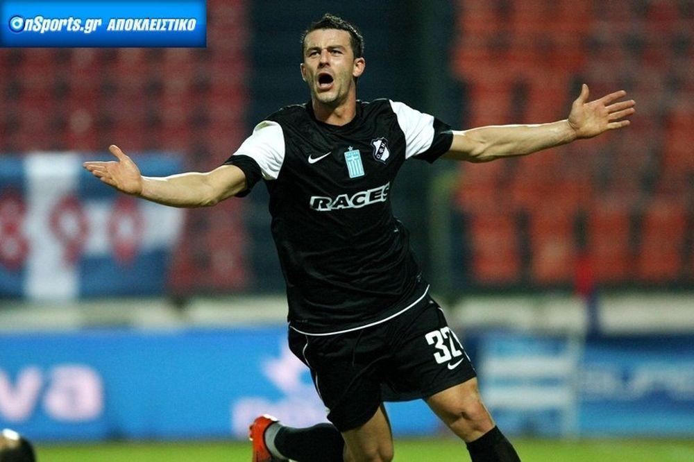 Σίσιτς στο Onsports: «Να με ξεχάσουν γρήγορα στον Πανιώνιο»