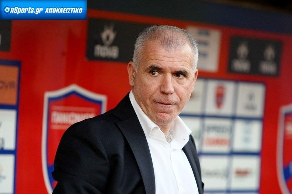 Αναστόπουλος στο Onsports: «Μόνη λύση για Πανιώνιο ο Τσακίρης»