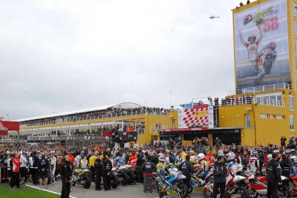 MotoGP Βαλένθια: Πρωινά δοκιμαστικά