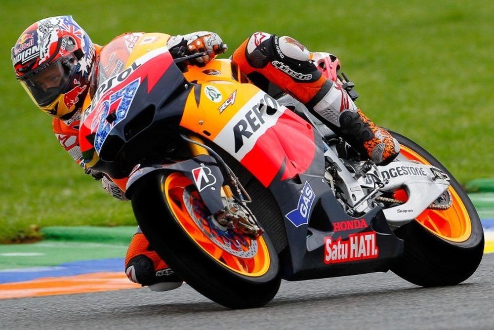 MotoGP Βαλένθια: Νίκη για Στόνερ στα 15 χιλιοστά
