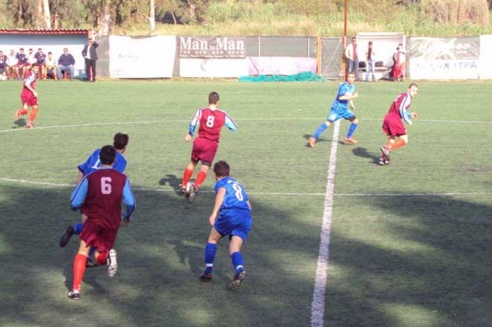 Όλυμπος Κέρκυρας - Αμφίλοχος 1-0