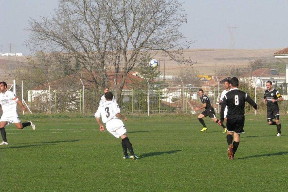 Περδίκκας - ΠΑΟΚ Αλεξάνδρειας 1-0