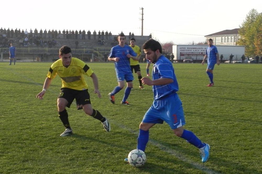 Αστραπή Μεσοποταμιάς-Γρεβενά Αεράτα 0-1