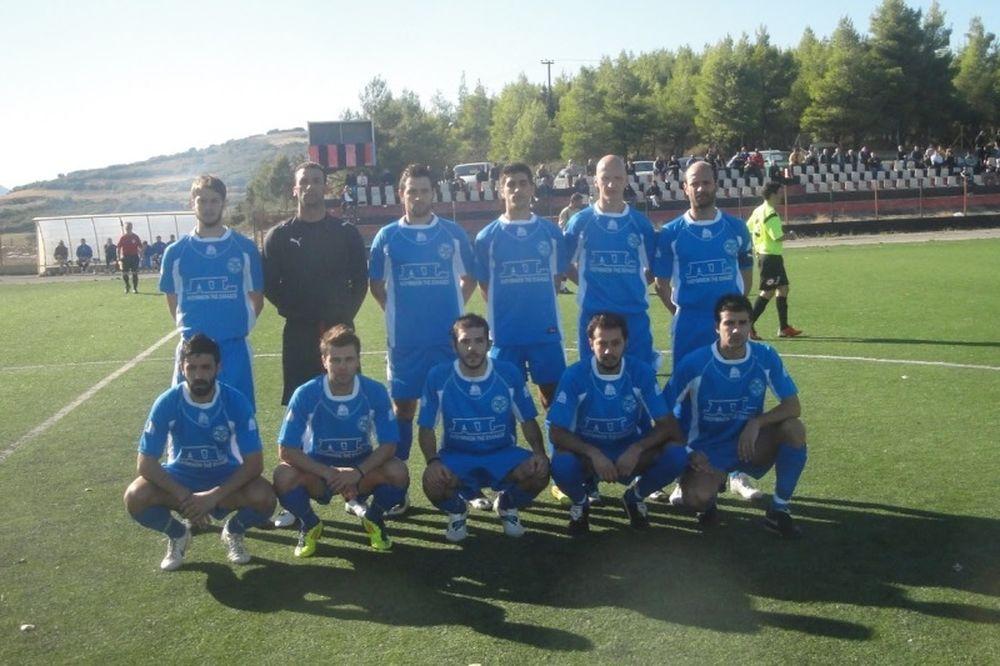 Ενωση Ασπρα Σπίτια-Πανναυπλιακός 1-0